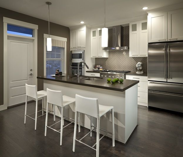 2016 Kitchen Color Trends: Hot Trends In Kitchens For 2016